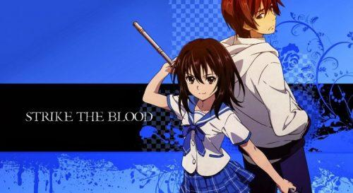 Strike the Blood 4