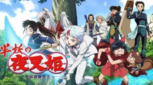 Hanyou no Yashahime: Sengoku Otogizoushi – Ni no Shou